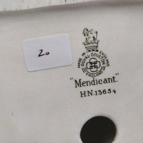 20 - Royal Doulton Mendicant - HN1365