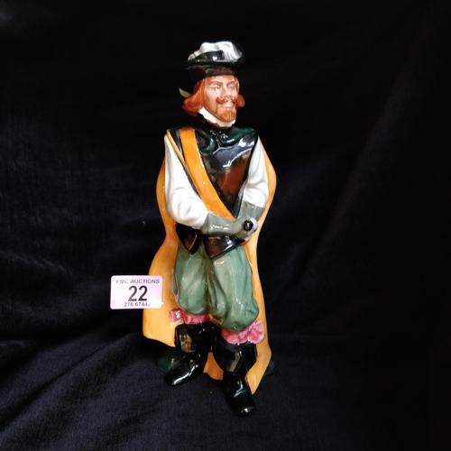 22 - Royal Doulton Cavalier - HN2716