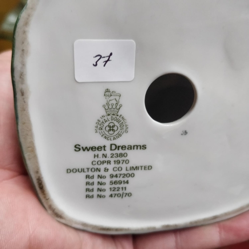 37 - Royal Doulton Sweet Dreams - HN2380