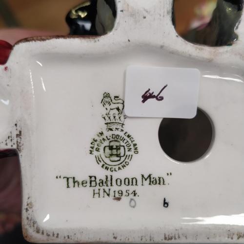 46 - Royal Doulton the Balloon Man - HN1954
