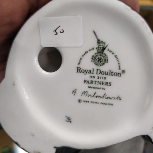 50 - Royal Doulton Partners - HN3119