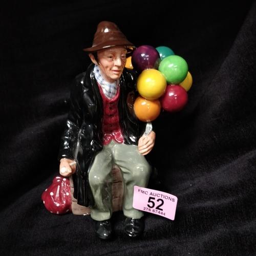 52 - Royal Doulton The Balloon Man - HN1954