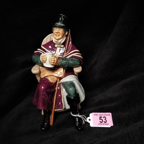 53 - Royal Doulton The Coachman - HN2282
