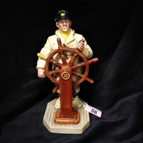 58 - Royal Doulton the Helmsman - HN2499