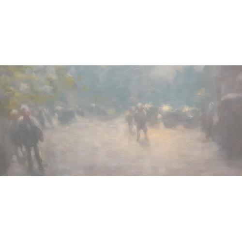 882 - William Mason (Ireland 1906-2002) impressionist oil on board
