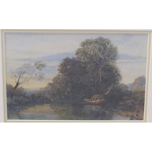 876 - Attributed to Richard Principal LEITCH (c.1800-c.1880), watercolour