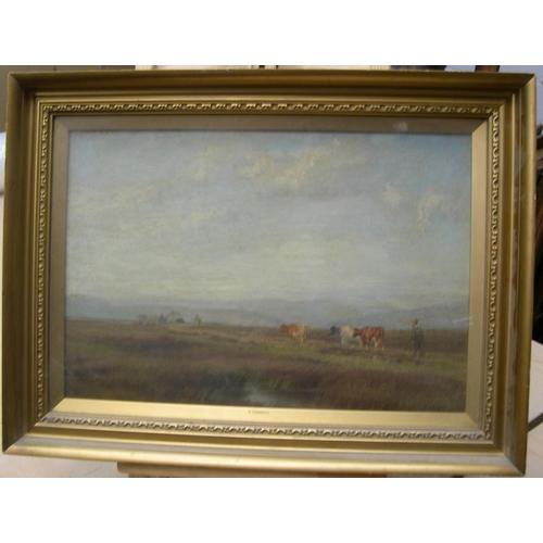 878 - Ebenezer HANSON (19/20C) oil