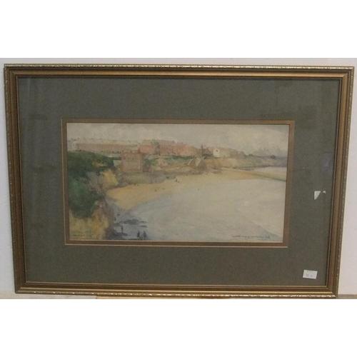 801 - Victor Noble RAINBIRD (1888-1936) watercolour,