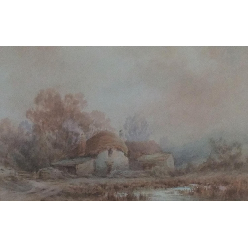 655 - Rubens SOUTHEY (1881-1933) watercolour