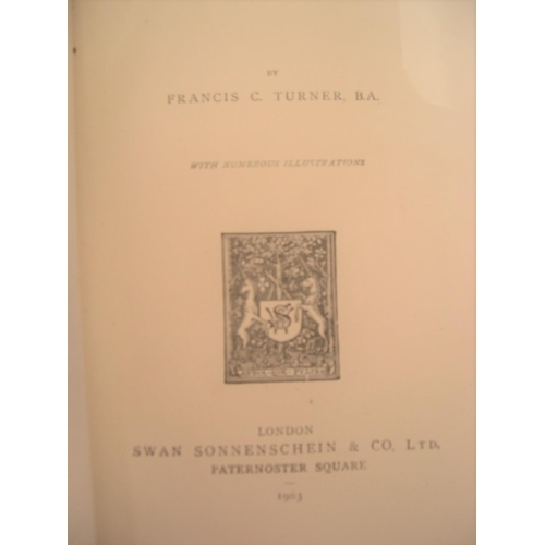 507 - Francis C Turner, 1903, 5th Edition