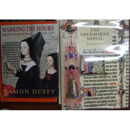 518 - 13 books on the Renaissance and Illumination art etc...