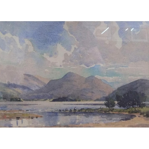 744 - Pair of Sean O'CONNOR (Ireland 1909-1992) watercolour