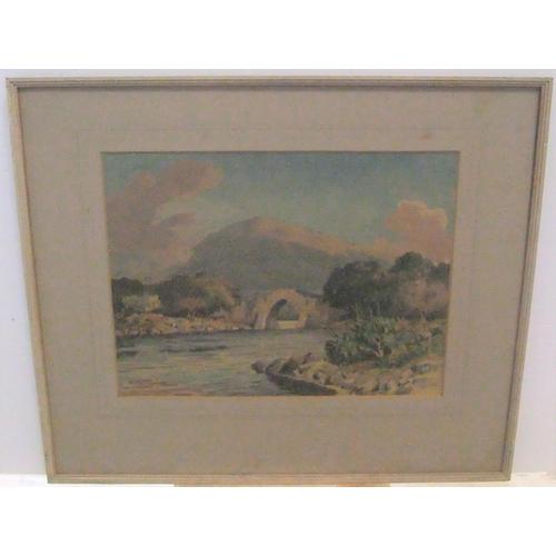 629 - Sean O'CONNOR (Ireland 1909-1992) watercolour