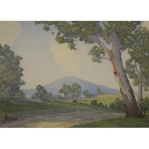 665 - William SLACK (Australia c1876-1949), watercolour