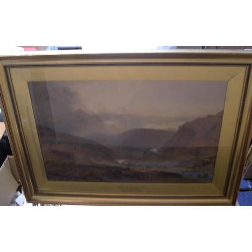 839 - Large, Charles Grant DAVIDSON (1824-1902), 1848 watercolour