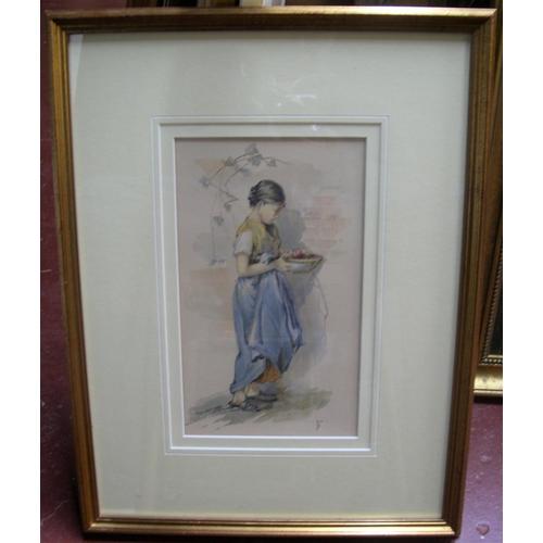 611 - Myles Birket FOSTER (1825-1899) watercolour