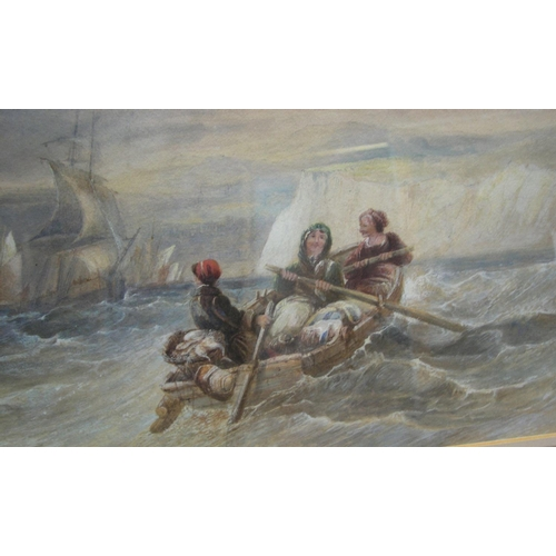 622 - Large, Charles BENTLEY (1806-1854) watercolour