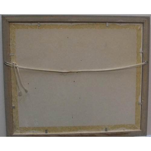 313 - Franklin WHITE (1892-1975) oil sketch