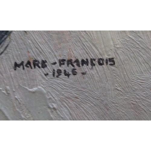 413 - Mare Francois 1946 oil
