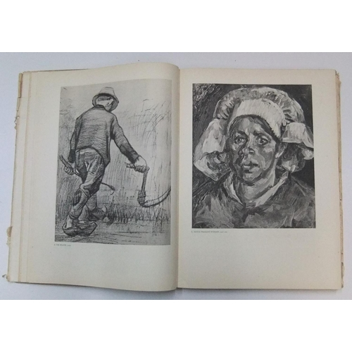 299 - 1936 book on Van Gough by Phaidon Press of Vienna (in English) complete in its dust cover,  Dust cov...