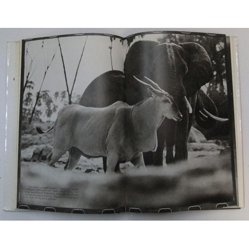 256 - Longing for darkness, Kamante's tales, collected by Peter Beard, from Out of Africa, 1975, first edi...
