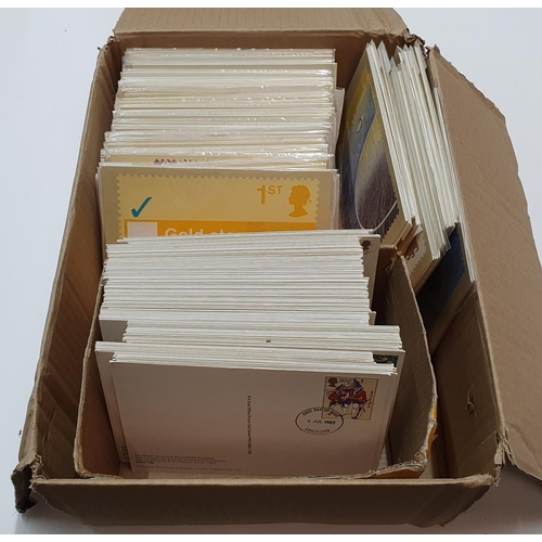 236 - Large Quantity of mint & FDI PHQ cards (mint - approx 53 packs containing approx 270 cards in total,...
