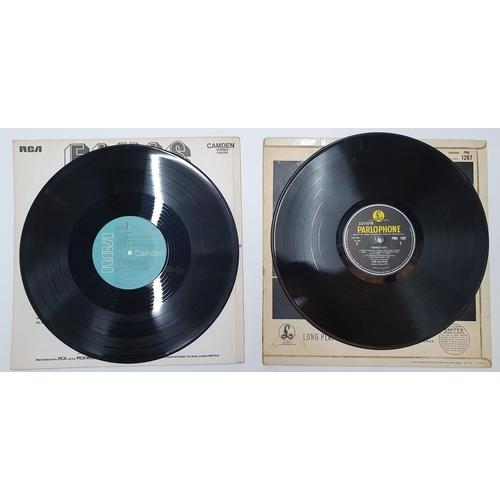 216 - Original Elvis LP, original Beatles