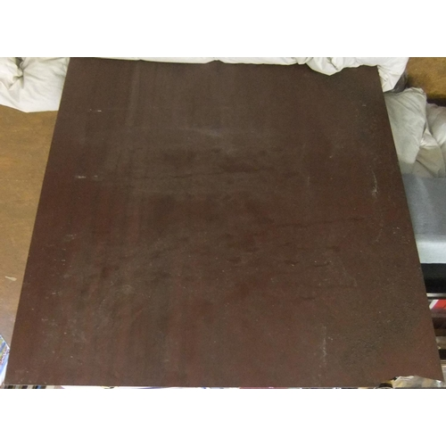 261 - Huge vintage STELLA ARTOIS advertising bar mirror for the North Country Breweries (Hull)  113 x 113c...