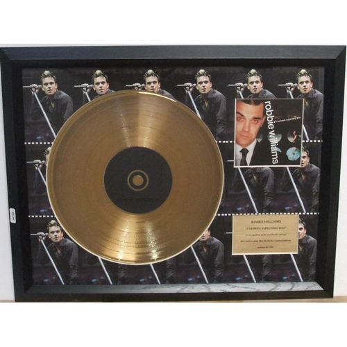 226 - Robbie Williams, limited edition