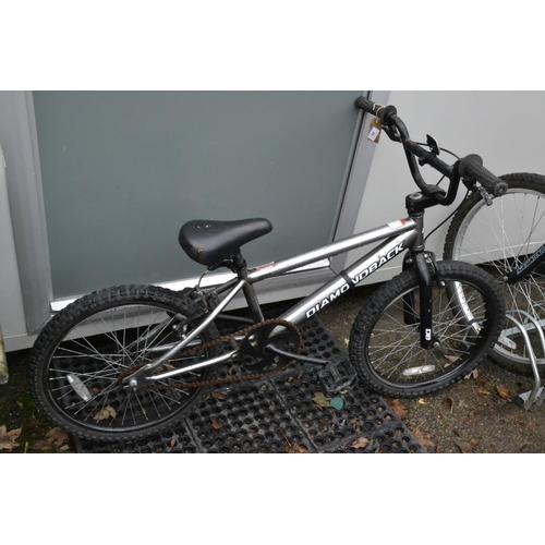 49 - Child's Diamond back bike...