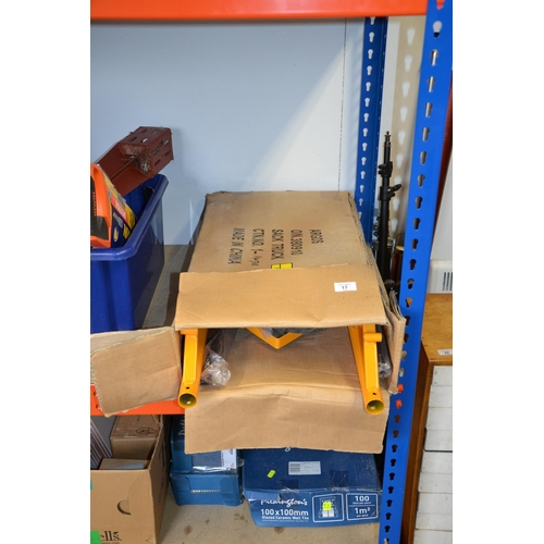 17 - Sack truck new in packaging...