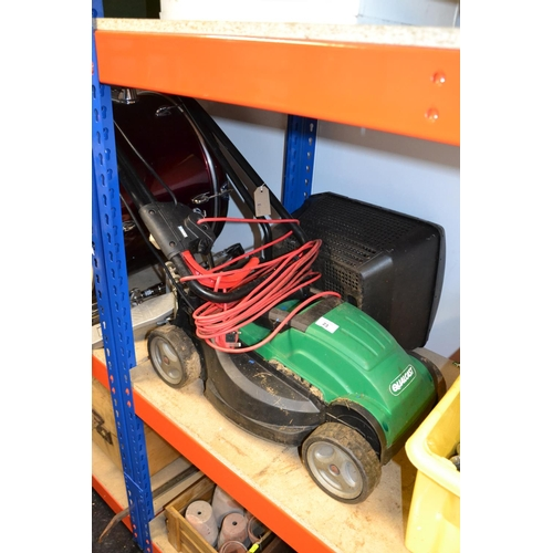 23 - Qualcast electric lawnmower...