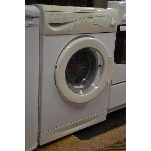 49 - Beko Eco Case washing machine...