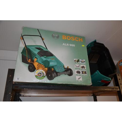 52 - Bosch ALR 900 electric scarifier...