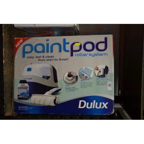 60 - Dulux paint pod in box...