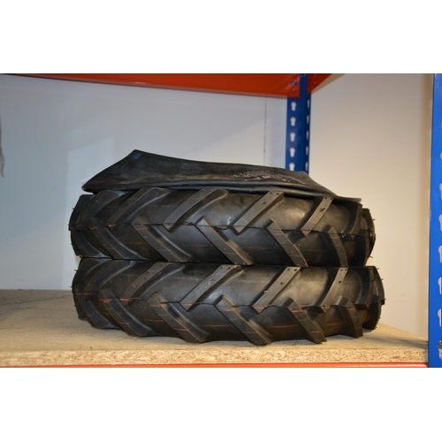 8 - 2x 24 inch off-road tyres with 2 inner tubes...