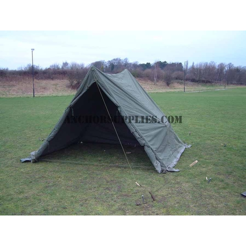 British Military 1987 issue command post tent 7' x 9'