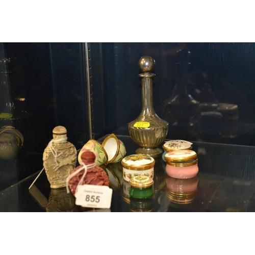 Chinese scent bottles, JBD scent bottle