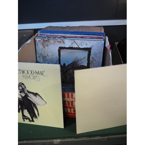 625 - Collection of vinyl including Thin Lizzy, Bob Marley, Das Boot & others...