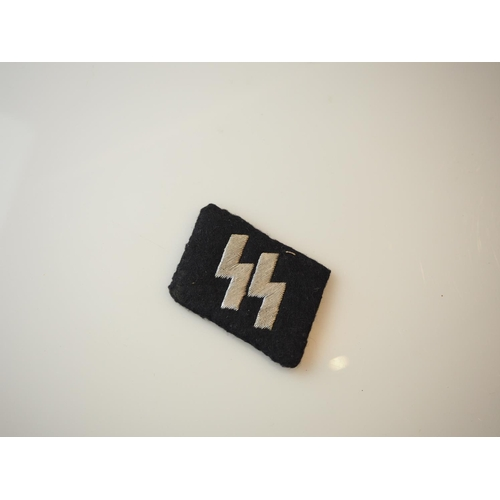 240 - WWII German SS badge...