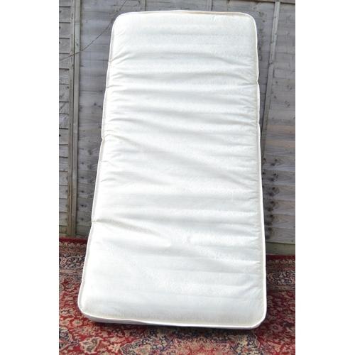 24 - single mattress in fine condition