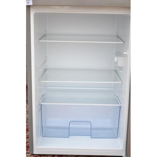 59 - Hi sense undercounter fridge