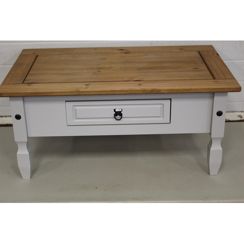 50A - CORONA COFFEE TABLE...
