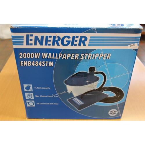 25 - 2000W WALL PAPER STRIPPER...