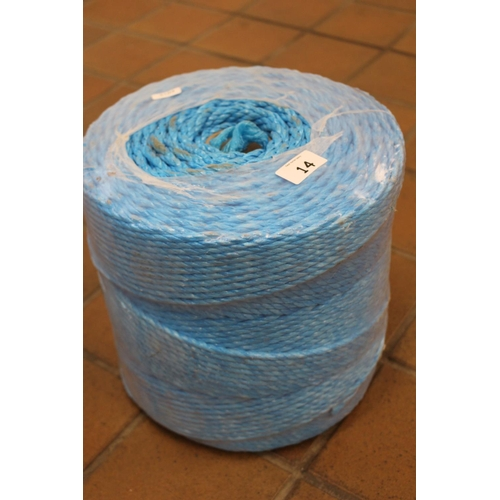 16 - COIL OF ROPE...