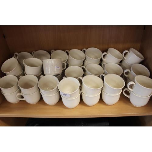 37 - BOX ASS CUPS...