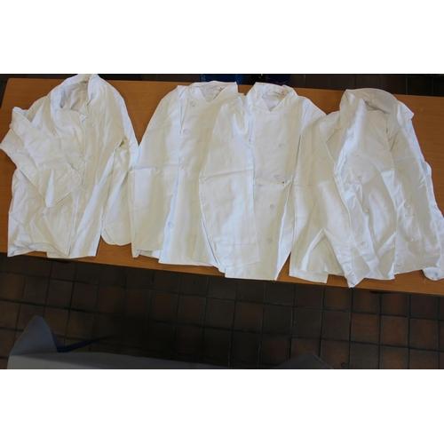 45 - PACK CHEFS WHITES...
