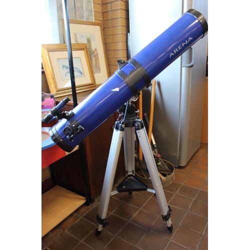 6 - ARENA REFRACTORY TELESCOPE...