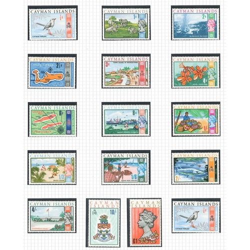 50 - Collections; Commonwealth; two albums of mint (mostly u.m.) from 1953-70s, generally mainly commem s...