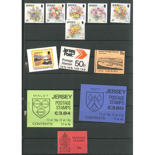 10 - Collections and Mixed Lots; two stockbooks (one broken) of new issues etc., mainly of Ireland 1995-2...